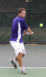 North Carolina Defeats Clemson 4-1 in ACC Men's Tennis Tournament