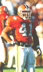 Clemson Football Game Program Feature: 2008 Hall of Fame Inductees