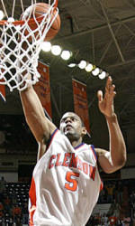 14 Former Clemson Basketball Standouts Playing Professionally