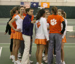 Tigers Ranked 12th In Latest Campbell/ITA Women's Tennis Poll