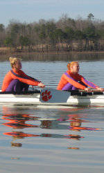 Clemson Finishes Runner-Up at Sixth Annual ACC Rowing Championship