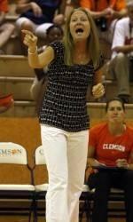 Clemson Volleyball Opens 2011 Season on Friday