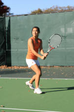 Women's Tennis Posts 6-1 Win Over Virginia On Sunday Afternoon