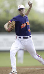 Tigers Nip # 18 N.C. State 5-4 Friday to Stay Alive in ACC Tournament