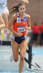 Kulik Wins Steeplechase With Meet Record at Raleigh Relays