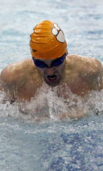 Swimming and Diving Faces Off Against Archrival South Carolina in Columbia