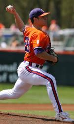 Tiger Baseball Team to Face Western Carolina on the Road Tuesday Night