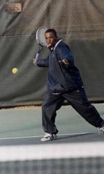 Men's Tennis To Host Virginia On Sunday
