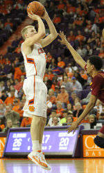 Clemson Men's Basketball Team to Play Host to Wake Forest Saturday