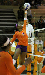 Three Volleyball Players Earn All-ACC Recognition