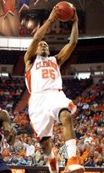Clemson Men's Basketball Ranked in Preseason Top 25 by Blue Ribbon Yearbook