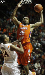 Clemson Unable to Hand Va. Tech First Home Loss