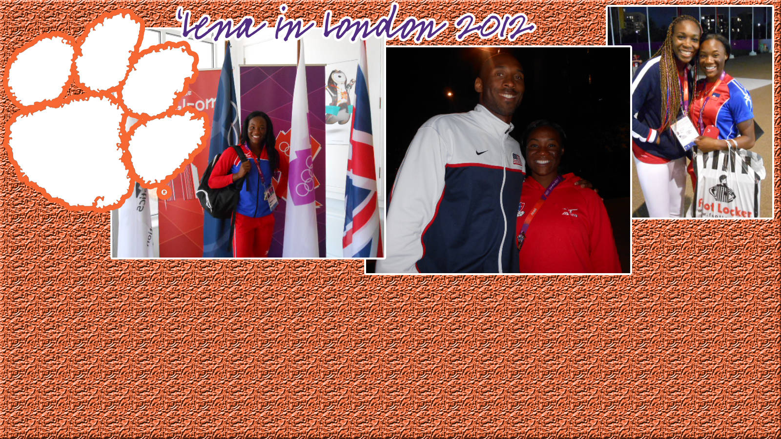 'Lena in London 2012