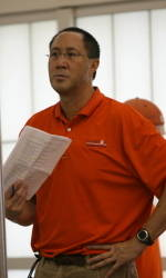 Zac Adams Joins Swimming and Diving Staff