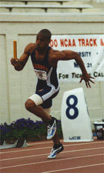 Clemson Men's Track And Field Team Competes At Georgia Tech Invitational