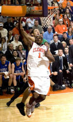 Clemson Men's Basketball to Face Boston College on the Road Saturday