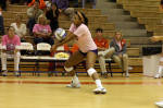 Clemson Records 54 Digs In 3-0 Win Over Virginia