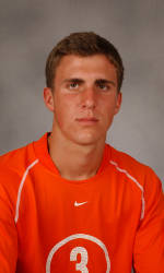 Clemson's Greg Eckhardt To Play With the U.S. U-20 National Team
