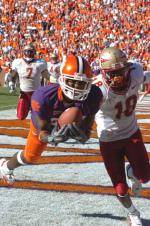 Photos From Clemson's 35-14 Win Over Florida State