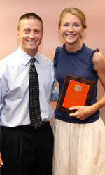 Clemson Women's Soccer Team Holds Postseason Awards Banquet