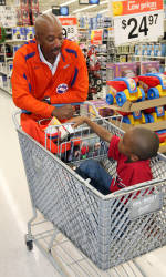 "Clemson Athletics to Hold Fourth Annual ""Shop With a Coach"" Wednesday"