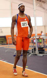 Clemson's Bell Records Season-Best Triple Jump at Penn Relays