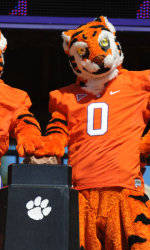 Vote for Clemson in Quarterfinals of NCAA Football Gameday Traditions Contest