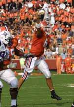 Clemson Versus Middle Tennessee Game Notes