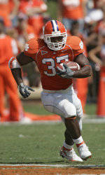 Five Clemson Players Sign Free Agent Contracts