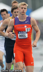 Miller Moss' Bronze Medal in Decathlon Leads Clemson Contingent at USA Outdoor Championships
