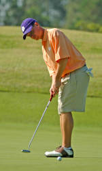 Clemson Opens Golf Season at Carpet Classic