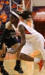 Lady Tigers Fall to South Carolina