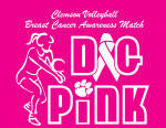 Tiger Volleyball to Host Dig Pink this Weekend