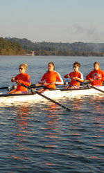 Novice 8+ Crew Downs Virginia and Finishes in First at Rivanna Romp