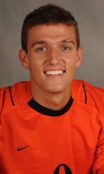 Vickery Hall Men's Student-Athlete of the Week – Cody Mizell