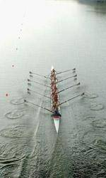 Clemson Rowing Competes At San Diego Crew Classic