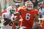 Miami Edges Clemson In Triple Overtime Thriller