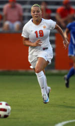 Clemson Women's Soccer Team to Face Furman in Greenville Friday Night