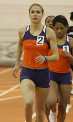 Weber Notches Third ACC Pentathlon Title, Provides Strong Start for Women's Track & Field at ACC Indoors