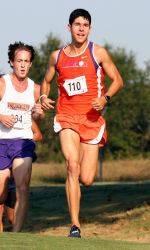Matt Clark Breaks School Record in 10,000m at Stanford Invitational