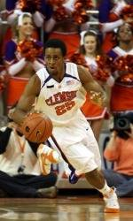 Tiger Men's Basketball Team to Play Host to Boston College Saturday Night