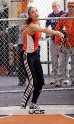 Lady Tiger Track & Field to Compete at Clemson Opener