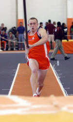 Mitch Greeley Named Men's Track & Field Performer-of-the-Week by ACC