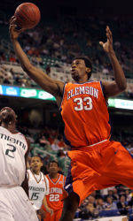 Clemson to Play Host to Louisiana Tech on Wednesday in NIT