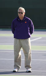 Clemson Will Play Miami in ACC Men's Tennis Sunday