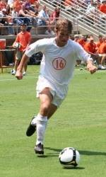 Clemson Men's Soccer in Action Tuesday