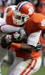 Tigers D Up on Wolfpack, 14-13