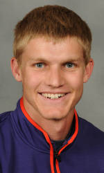 Clemson's Miller Moss Named ACC Performer-of-the-Week for Men's Track & Field