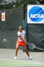 Tigers Eliminated From NCAA Doubles Championships