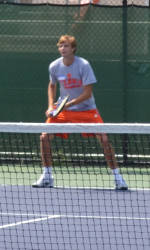 Tiger Tennis Players Participated in 2011 ITA Men's All-American Championships